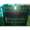 P4 Cheap Price Front Service Led Display for Wall Install with Simple Iron Cabinet ( Customized Size )