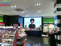 Front Service Indoor P3.9 Wall Installation Led Video Display Sign for Fixed Advertising ( 500*500mm)