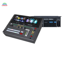 RGBlink M3 X3 Live all-in-one vision mixer and scaler console for LED display rental performance