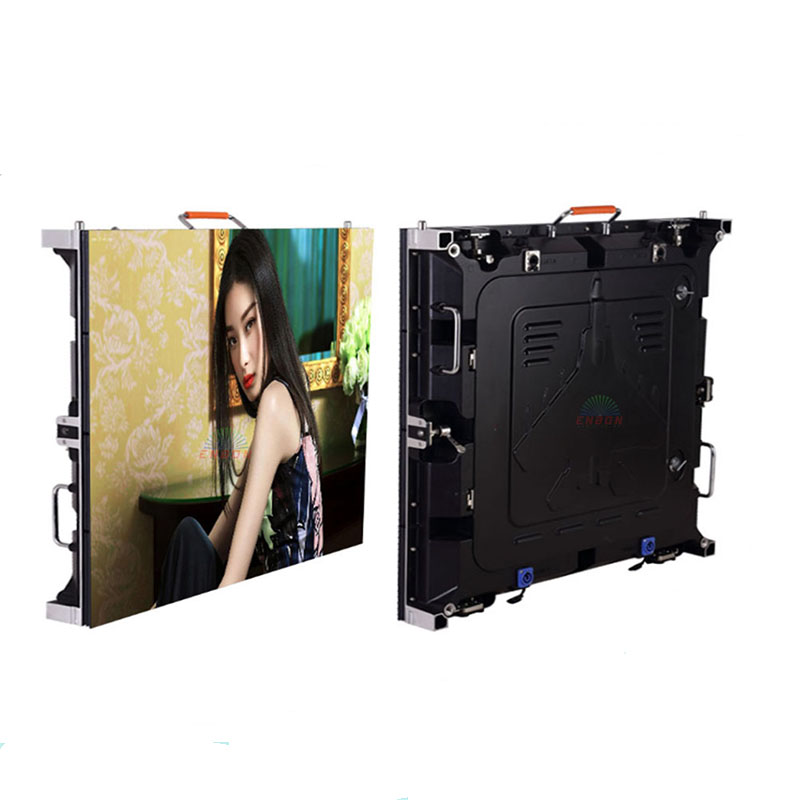 P5 Indoor Ultra Slim Die Casting Cabinet 640*640mm for Fixed LED Display