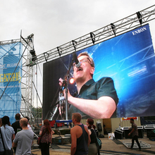 P4.81 IP65 Waterproof Portable Led Display Panel for Both Outdoor Indoor Events