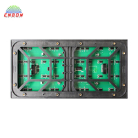 P10 SMD3535 Nationstar RGB LED board 320mmx160mm outdoor LED screen modules with high brightness of 7500 nits