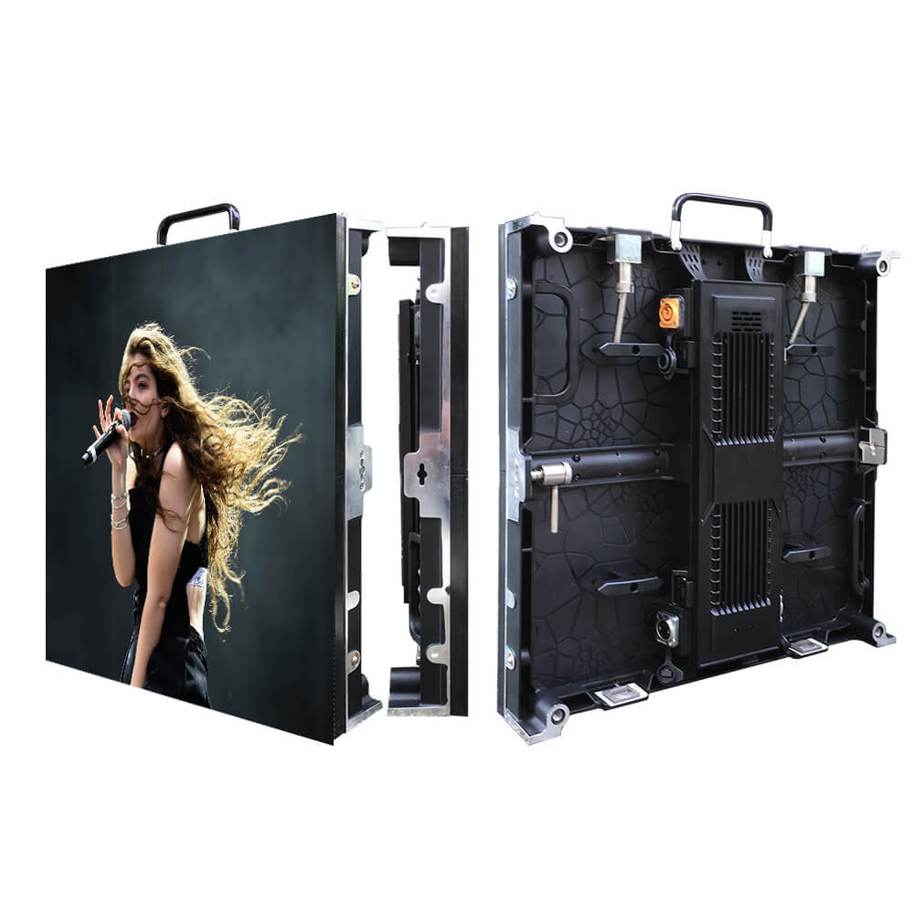 P2.6 Super HD Portable 500*500mm Mobile LED Display Screen